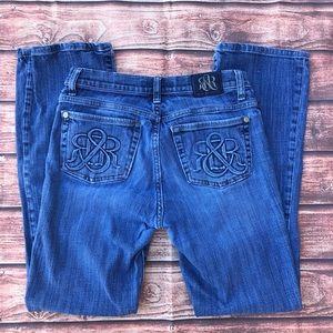 Rock & Republic Kasandra Jeans, Size 8